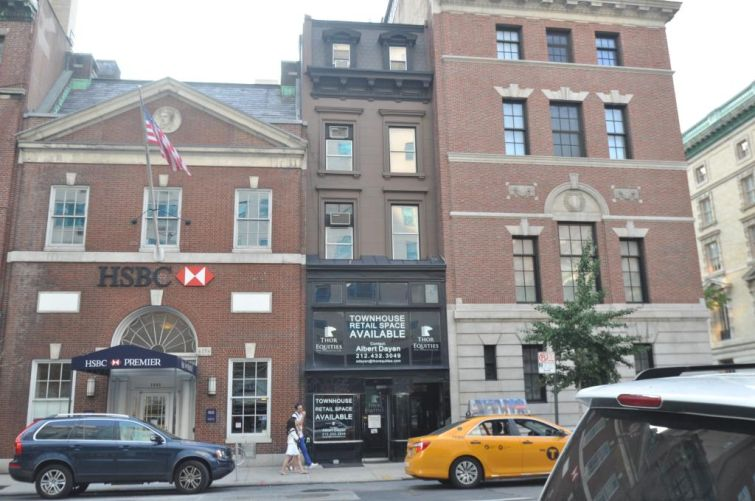 1006 Madison Avenue.