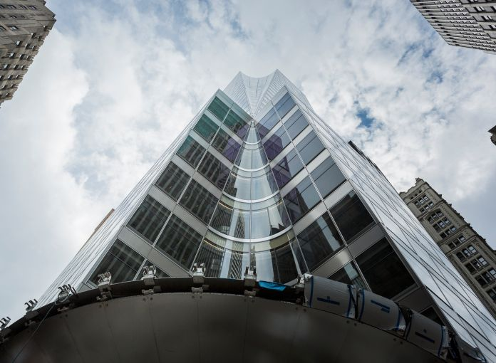 7 Bryant Park (Photo: Sasha Mazlov/for Commercial Observer).