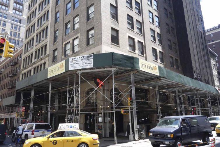 235 Park Avenue South.