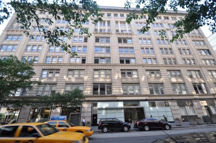 315 Hudson Street.