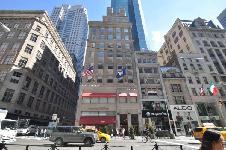 609 Fifth Avenue.
