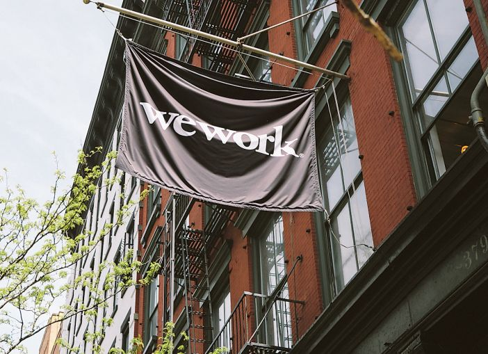 WeWork will lease the entire Security Building (Stock photo: Courtesy WeWork).