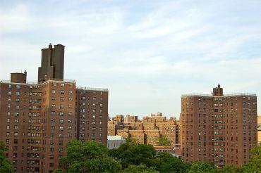 New York City Housing Authority buildings (Photo: NYCHA).