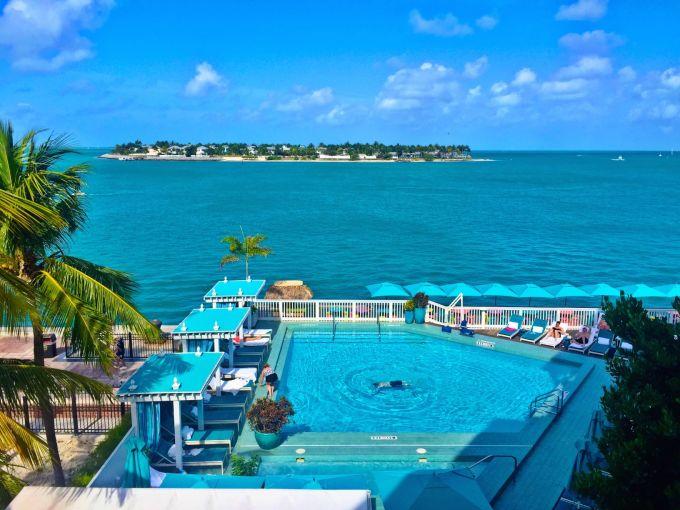 Ocean Key Resort & Spa in Key West, Fla