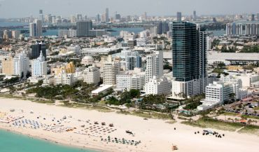 South Beach, Miami.