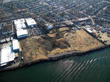 Whitestone Development Site.