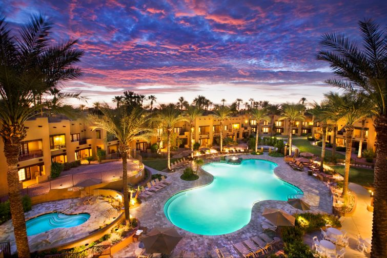 The Wigwam Golf Resort and Spa.