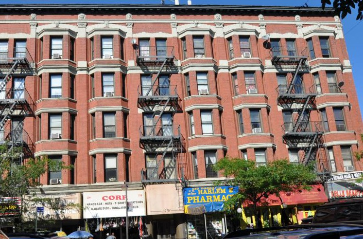 17 West 125th Street.