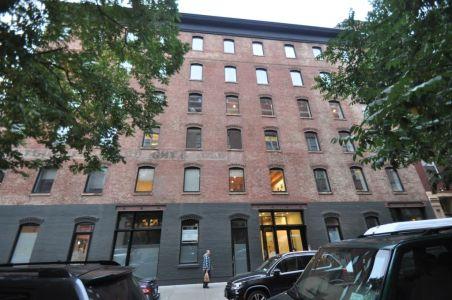 136 Baxter Street.