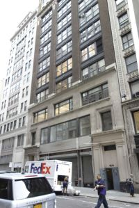 20 West 36th Street.