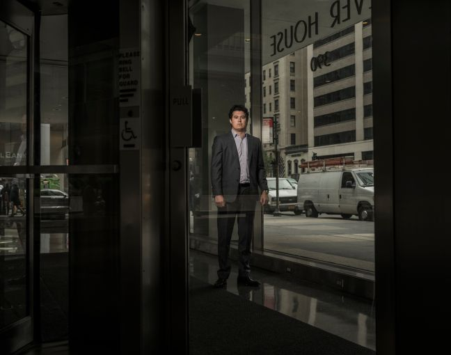Jordan Claffey is fronting RFR's new retail division and filling such properties as 285 Madison Avenue and 300 East 64th Street (Photo: Sasha Maslov for Commercial Observer).
