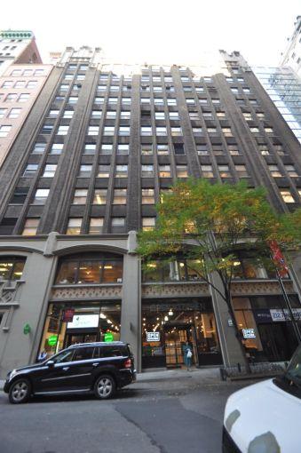 33 East 33rd Street.