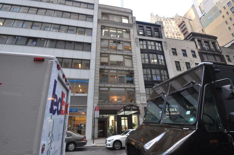 5 East 47th Street.