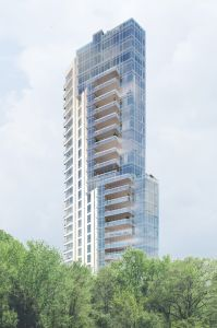 500 Walnut Street rendering (Image: Scannapieco Development Corporation)