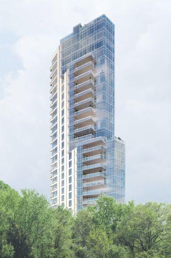 500 Walnut Street rendering (Image: Scannapieco Development Corporation)