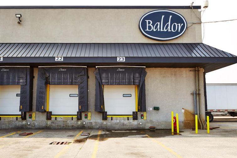 Baldor at Hunts Point Food Distribution Center (Photo: Baldor Specialty Foods).