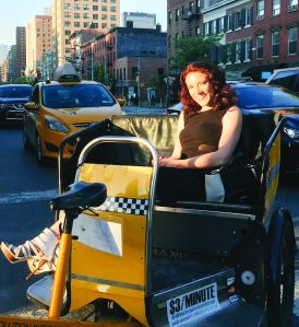 PHOTO CREDIT: Courtesy Revolution Rickshaw