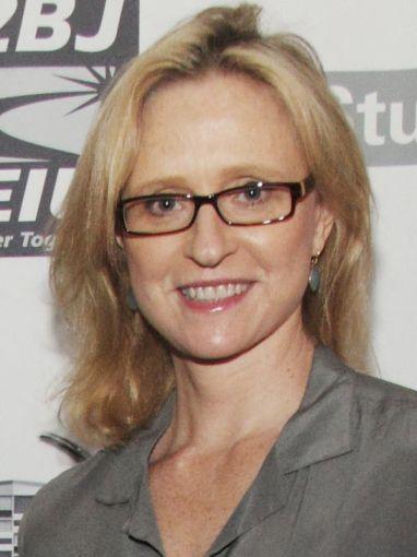 Greta Guggenheim.