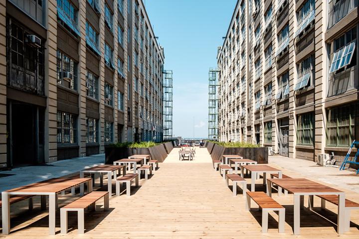 Industry City (PHOTO: CHRIS SORENSEN/FOR COMMERCIAL OBSERVER).