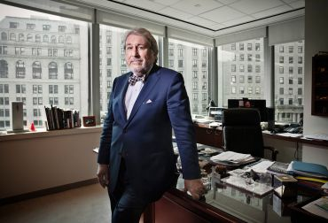 Michael Horodniceanu is overseeing construction of the East Side Access, Second Avenue Subway and every other MTA construction project (Photo: Celeste Sloman/Commercial Observer).