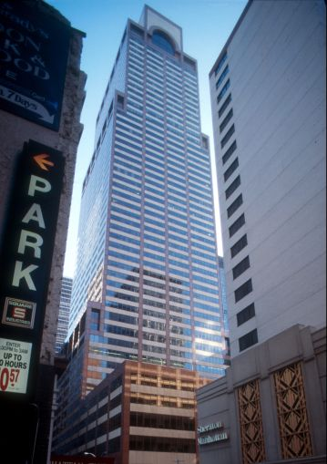 787 Seventh Avenue. Photo: CoStar Group