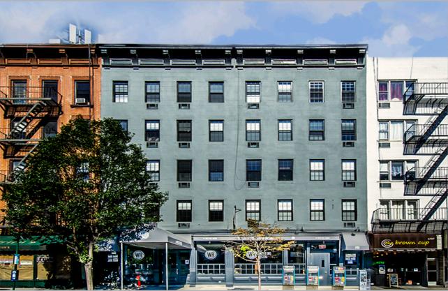 1703-05 Second Avenue.