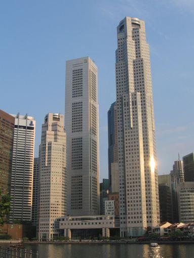 UOB Plaza in Singapore (Photo: Sengkang).