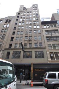 215 West 40th Street.