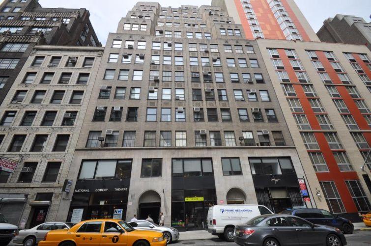347 West 36th Street.