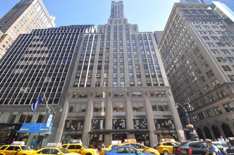 521 Fifth Avenue.