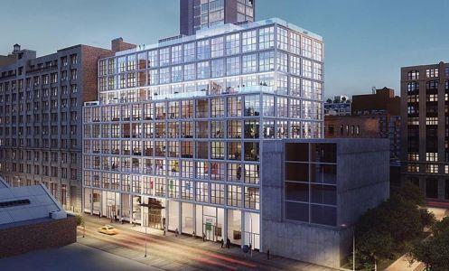540 West 26th Street rendering.