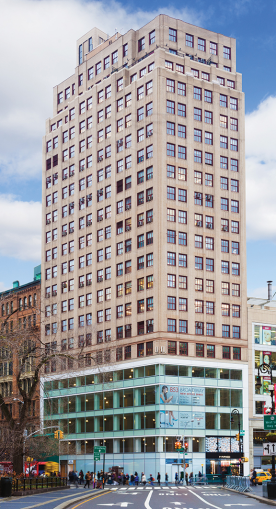 853 Broadway (Photo: the Feil Organization).
