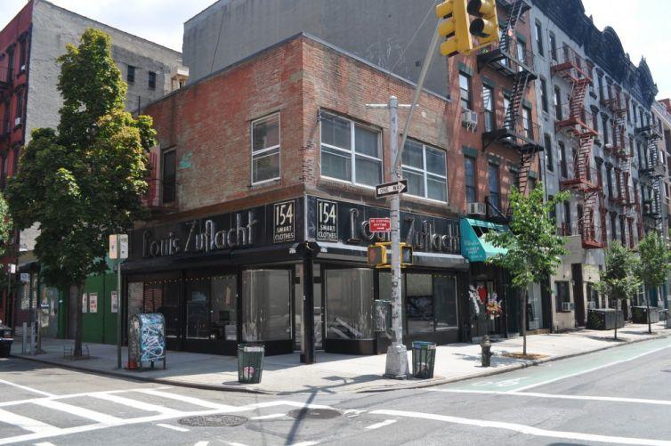 154 Stanton Street.