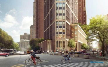 SUCH GREAT HEIGHTS: The entire 280 Cadman Plaza West project will take three years and cost $500M.