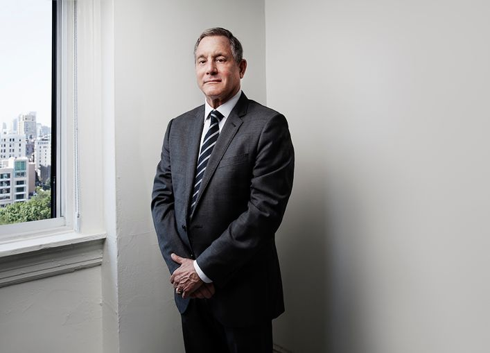 John Brod of ABS Partners Real Estate is doing things well beyond his longtime brokerage role (Photo: Celeste Sloman/Commercial Observer).
