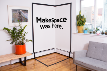 MakeSpace is a white glove self storage company that has drivers take your belongings to a warehouse in  New Jersey.