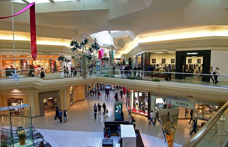 The Mall at Short Hills.