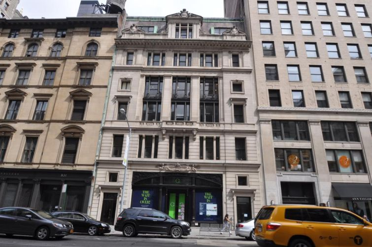 155 Fifth Avenue.