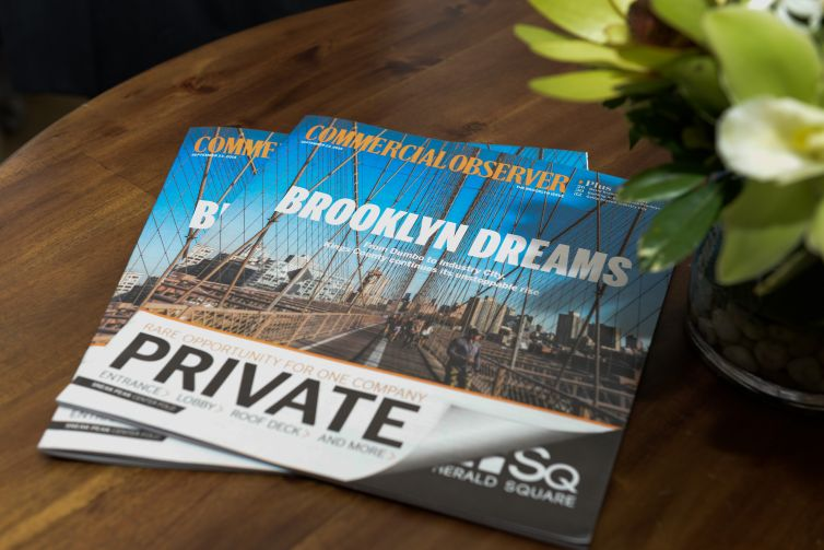 Commercial Observer's recent Brooklyn issue provided for some reading on the booming borough.