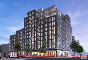 A rendering of 2211 Third Avenue (Photo: Karl Fischer Architect).