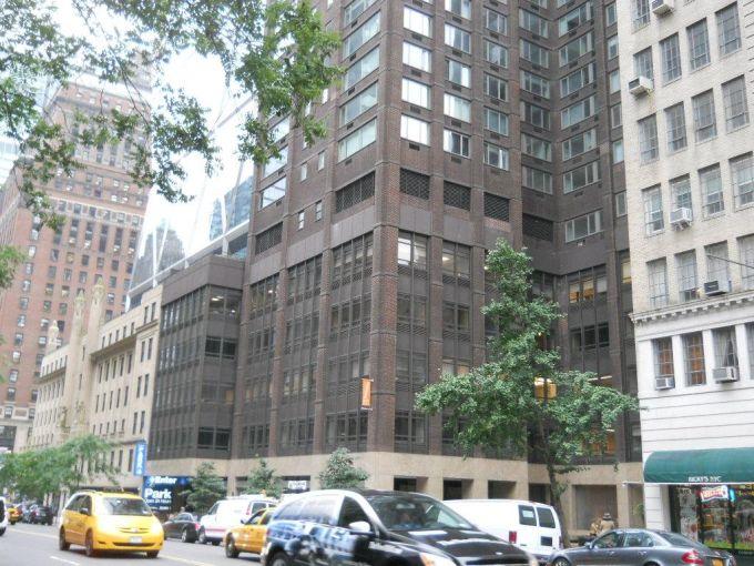 322 West 57th Street.