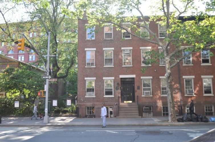 487 Hudson Street.