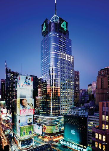 4 Times Square (Photo: Durst Organization).
