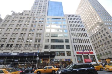 590 Fifth Avenue.