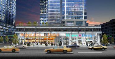 605 West 42nd Street rendering.