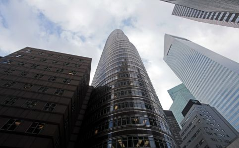 The Lipstick Building at 885 Third Avenue.