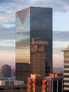 Centennial Tower in Atlanta.