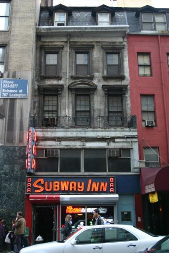 One of the buildings that Kuafu Properties bought at 143-161 East 60th Street.
