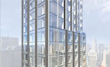 Rendering of 138 East 50th Street.
