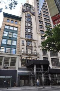 The building at 210 Fifth Avenue.